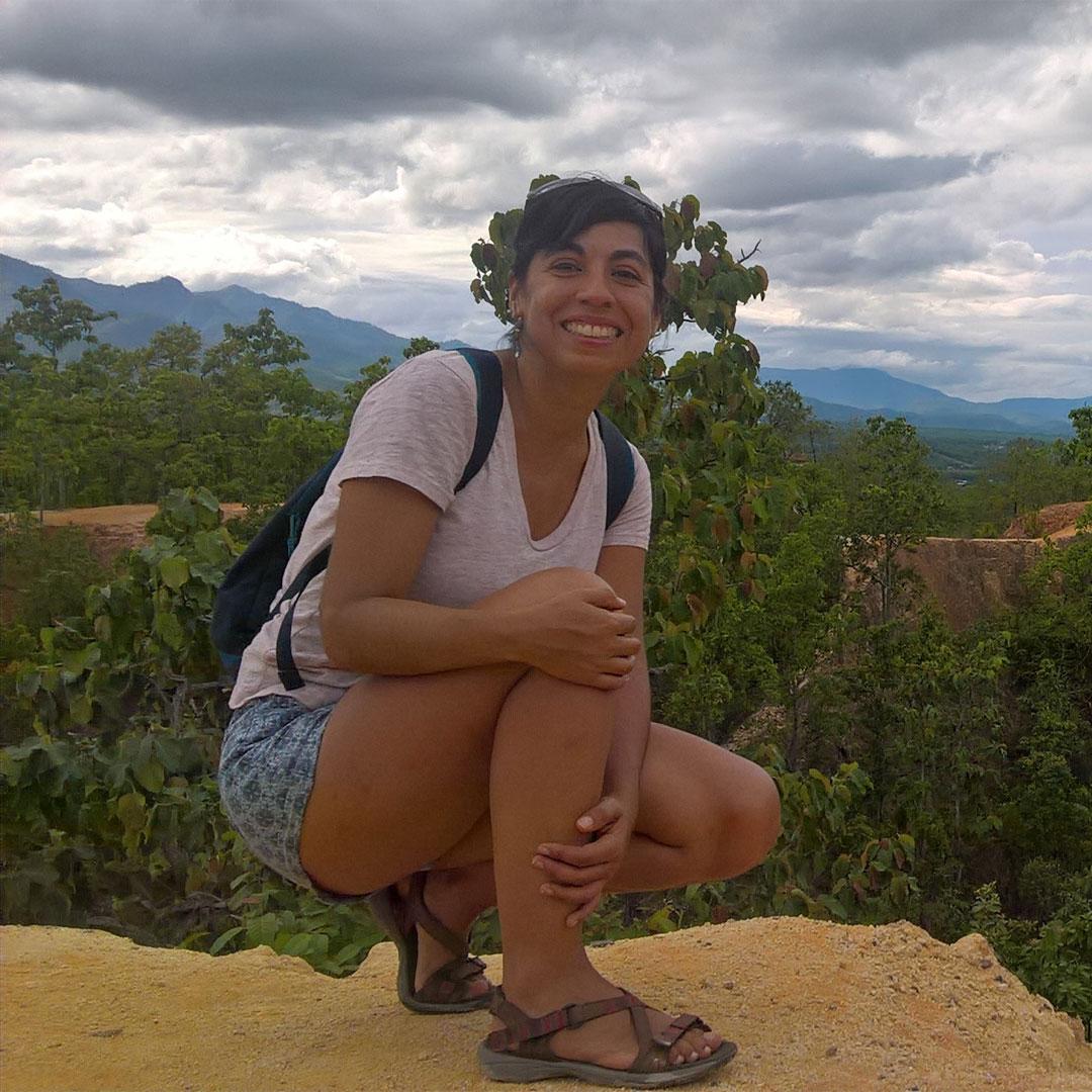 Portrait : Anaï Guayamares fondatrice de l'agence de production audiovisuel Minka Images
