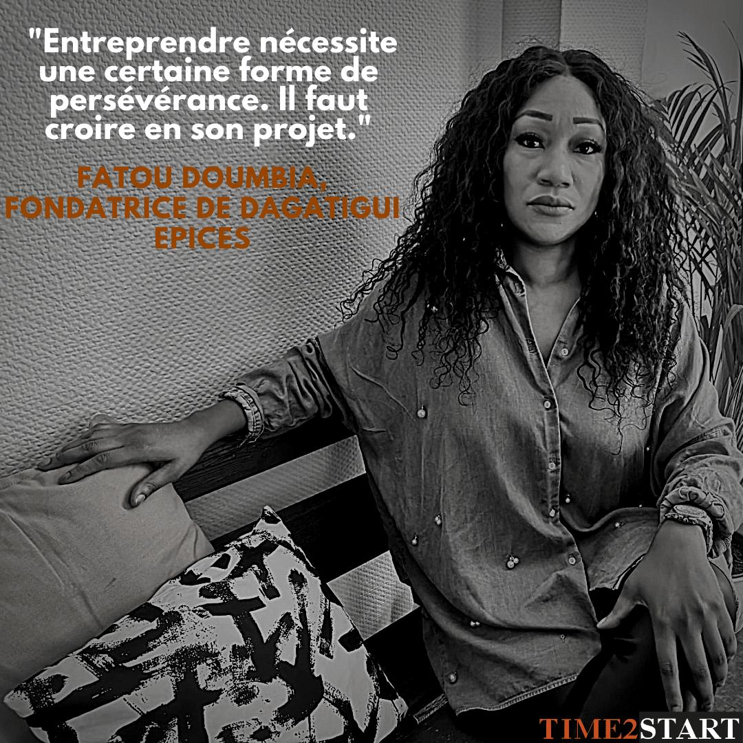 Portrait entrepreneur : Fatou Doumbia, fondatrice de Dagatigui Saveur d'Afrique